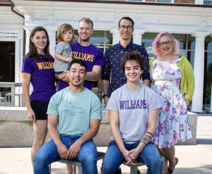 Photo of Transfer and Veteran Students