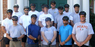Bike Patrol class July 08