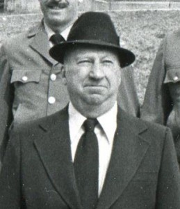 Walter O'Brien, Former Director of College Security