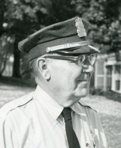 George Royal, Former Head of Security