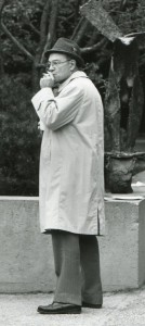 William Busl, Longtime Security Employee