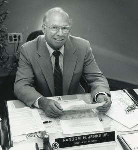 Ransom H. Jenks, Jr.  Former Director of Security