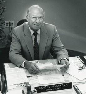 Ransom H. Jenks, Jr.  Former Director of Security