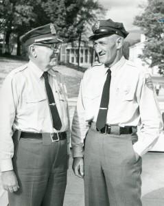 """Chief"" Royal and Pete Gelheiser"