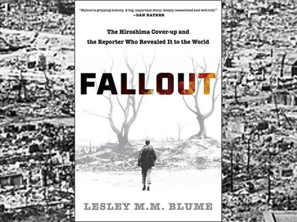 Image for Lesley Blume '98 new book on Hiroshima and Little Boy