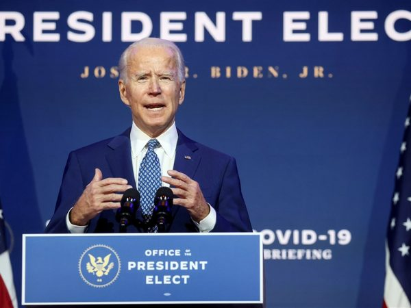 Image for Experts weigh in on Biden's economic priorities – Professor Mason Williams