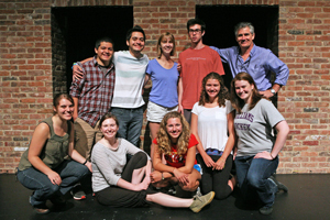 2012 Williams College Summer Theatre Lab
