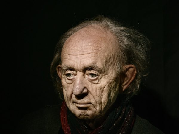 Image for What if the Great American Novelist Doesn't Write Novels? Profile of Frederick Wiseman '51