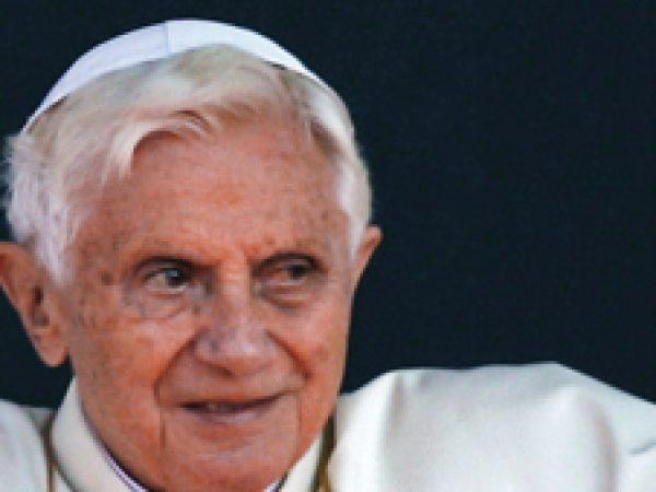 Image for Williams President Emeritus Francis Oakley on Pope Benedict's Resignation