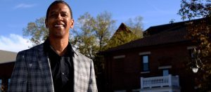 Image for Keith McIver '88 Progress in Civic Engagement award
