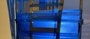 Image for The Beauty of Blue Tape and String