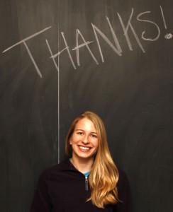 Aimee Dennett '13