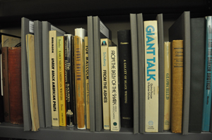 Anthologies in the Breman Collection
