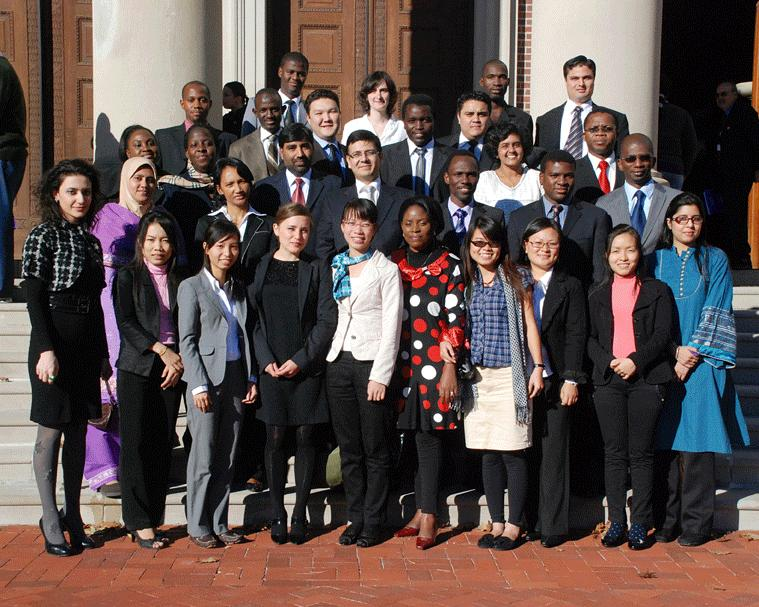 The Williams College Center for Development Economics Class of 2011