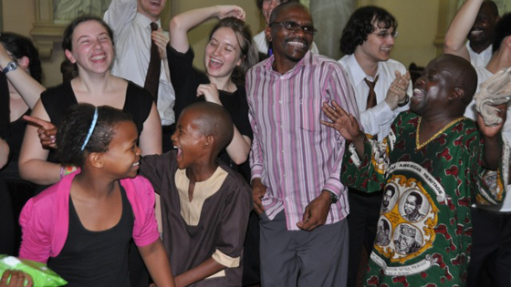 Williams Choirs in South Africa