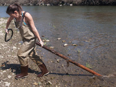 Green River Clean-Up