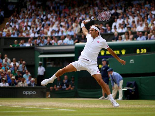 Image for Chris Clarey '86 on Roger Federer