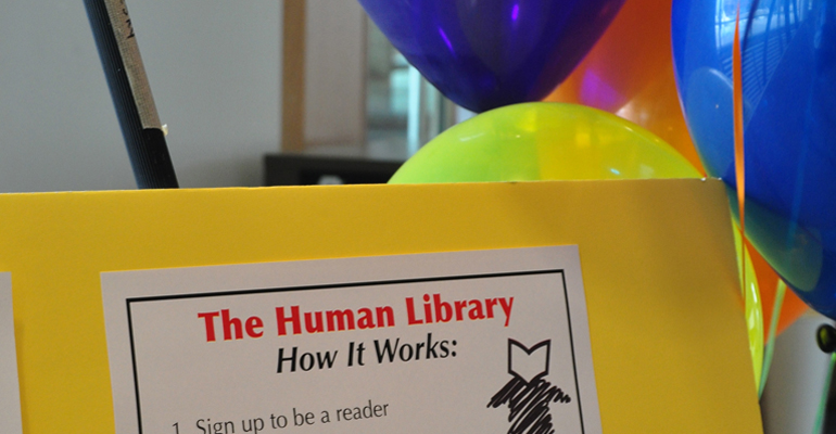 The Human Library Project