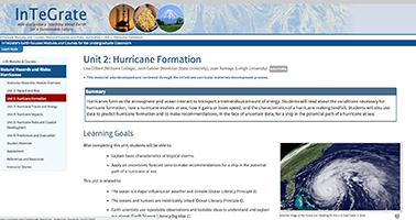 InTeGrate Hurricane Module