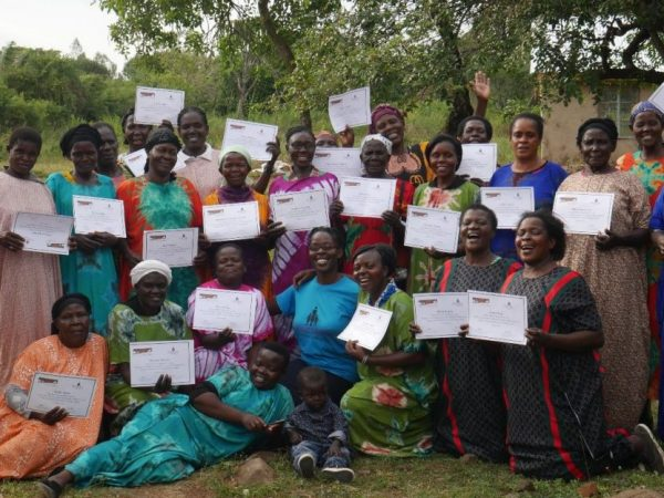 Image for Jackline Odhiambo '13 and Nyanam International