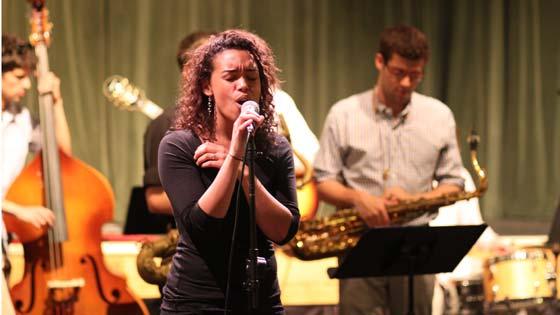 Williams Jazz Ensemble Five O'clock Shadow