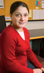 Williams computer science professor Jeannie Albrecht