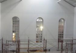 Stetson-Sawyer Library Under Construction