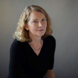 A portrait of Jenny McPhee