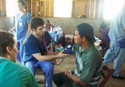 Williams students spent spring break working in clinics in Nicaragua.