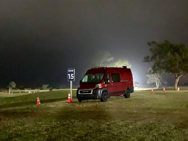 Image for Dylan Dethier '14: I drove a van to the U.S. Open — and found something special along the way