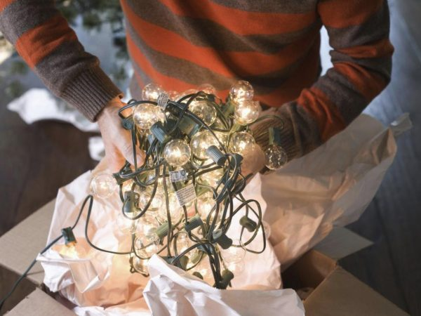 Image for Colin Adams – how to untangle Christmas lights