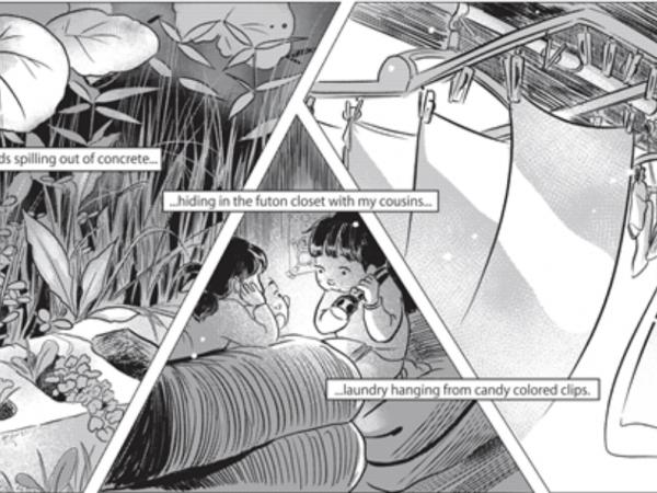 Image for Kiara Valdez '16, comic book editor