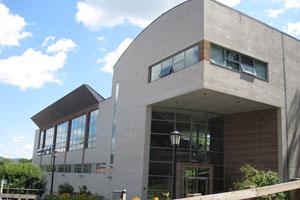 Spencer Studio Art Building