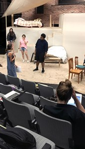 Williams Summer Theatre Lab