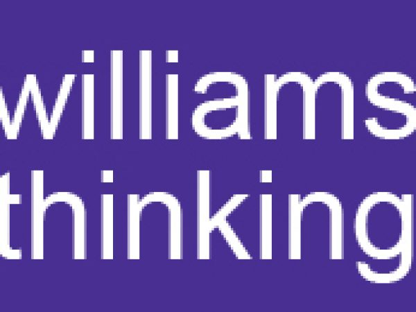 Image for Williams Thinking Michael Lewis