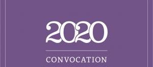 Image for Convocation 2020