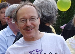 Elia at his 35th reunion, June 2014
