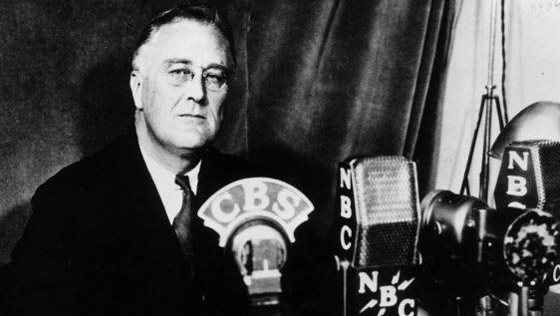 FDR radio address
