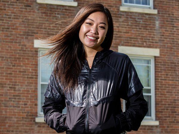 Image for Laura Wang '21 and Professor Ragab: More Than Medicine