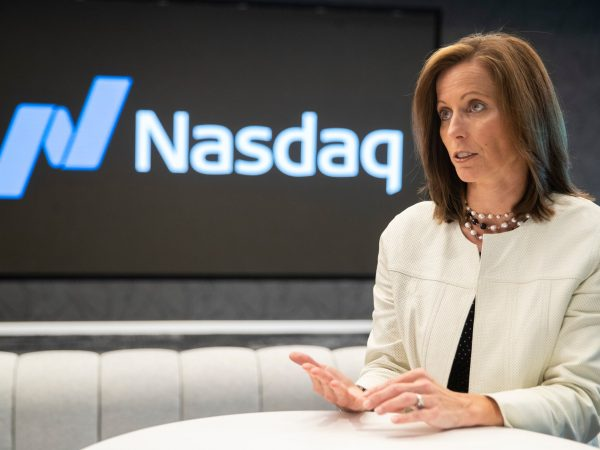 Image for Nasdaq CEO Adena Friedman '91 Pushes for Diversity in the Boardroom