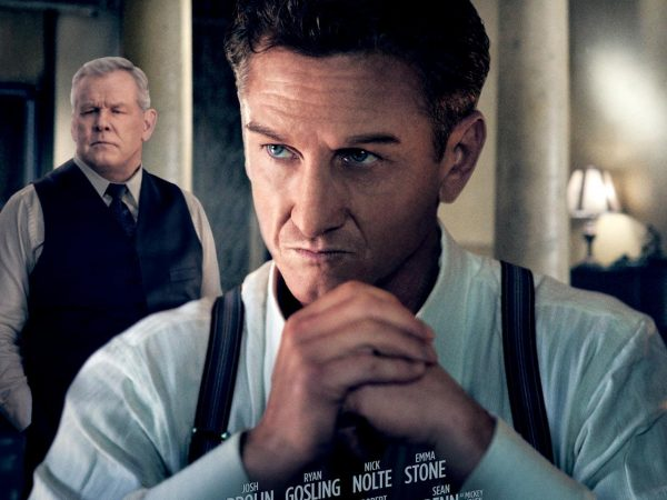 Image for Gangster Squad movie, based on book by Paul Lieberman '71, now playing