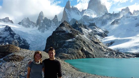 In Patagonia Williams College