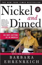 ehrenreich nickel and dimed thesis Barbara ehrenreich was interviewed about her life and writings  i got so  many letters as a result of nickel and dimed from.