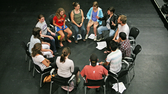 Williams College Summer Theatre Lab