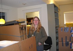 Chapin Archives Move