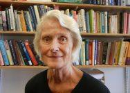A portrait of Phebe Cramer, emerita professor of psychology.