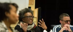 Image for Claudia Rankine's New Play The White Card