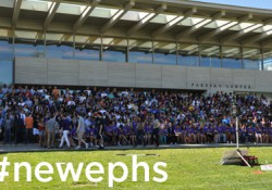 Welcome, Class of 2017! #newephs