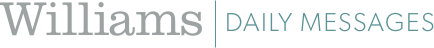 Williams Daily Messages logo